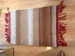 Photo of  2' x 3' Hand Woven Alpaca Rugs