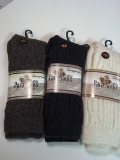 Photo of Alpaca Therapeutic Unisex Socks