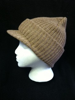 Photo of Brimmed Alpaca Hat