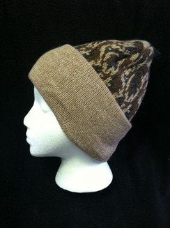 Photo of Camo Alpaca Hunting Hat