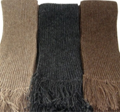 Photo of Scarf - Ribbed Knit
