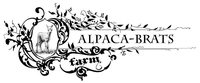 Alpaca-Brats Farm - Logo