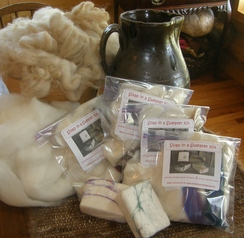Photo of Large Felt a Soap Kit (for 6)