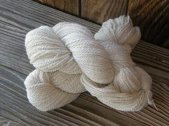 Photo of Super Fine White Alpaca Yarn
