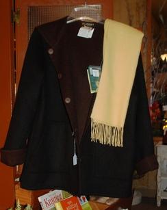 Photo of Alpaca clothing