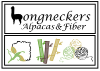 Longneckers Alpacas and Fine Fiber  - Logo