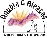 Double G Alpacas - Logo
