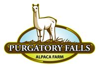 Purgatory Falls Alpaca Farm - Logo