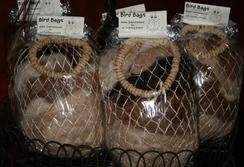 Photo of Bird Nesting Bag