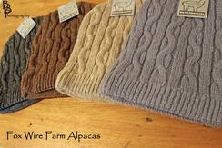 Photo of Heirloom Cable Knit Beanie