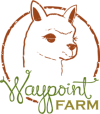 Waypoint Farm - Logo