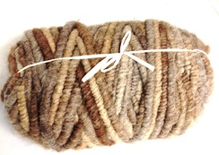 Photo of Rug Yarn Mottled Coloration