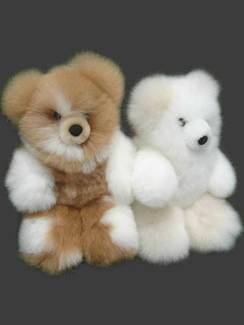 Photo of Alpaca Teddy Bears