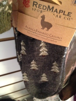 Photo of Socks - Alpaca/Bamboo Casuals