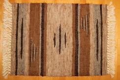 Photo of Hand Woven Alpaca Rugs  2'x3'
