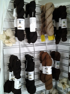 Photo of 100% pure Alpaca Yarn