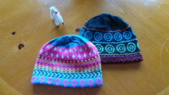 Photo of Lined Skier Hats