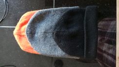 Photo of Double Knit Hunter Hat