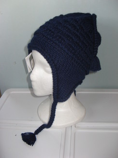Photo of Navy Blue Chullo