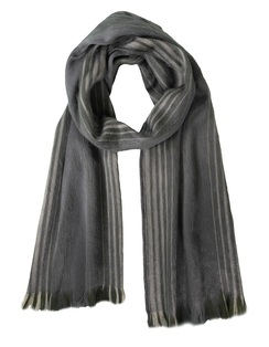 Photo of Alpaca Scarf – Brushed- Olivine