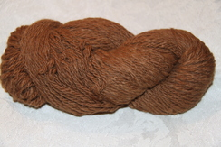 Photo of Yarn - Home/Hand Spun Fine Fleece- Fawn
