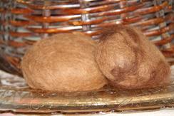 Photo of Soap - Felted Alpaca Soap