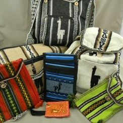 Photo of Purses, duffel bags, coin purses