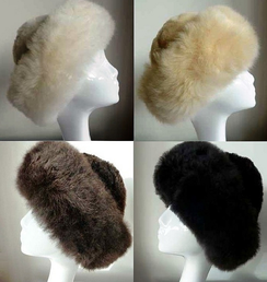 Photo of Premium Baby Alpaca Fur Hat