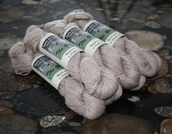 Photo of Suri Alpaca Yarn - S Mist/Brilliant Luck