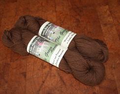 Photo of Suri Alpaca Yarn - River Dance(lg skein)