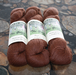 Photo of Suri Alpaca Yarn - Aria