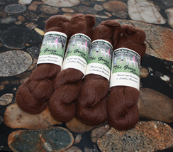 Photo of Suri Alpaca Yarn - Lindy