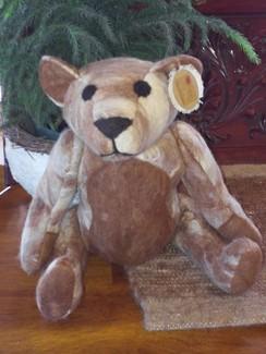 Photo of Felted Teddy Bear
