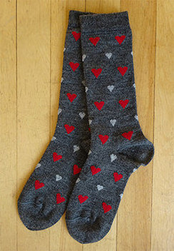 Photo of Heart Socks