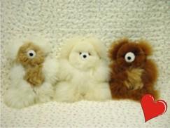"Photo of  Alpaca 12"" Teddy Bears-Includes Shpg"