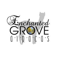 Enchanted Grove Alpacas - Logo