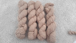 Photo of Medium Fawn Alpaca Yarn