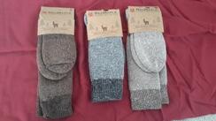 Photo of Red Maple AlpacaCopper Trailblazer Socks