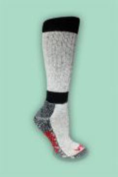 Photo of Alpaca High Calf Socks