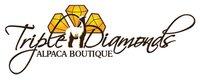 Triple Diamonds Alpaca Boutique - Logo