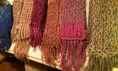 Photo of Scarves 100% Alpaca