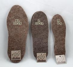 Photo of Alpaca Shoe Inserts