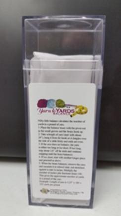 Photo of Yarn to Yards Balance