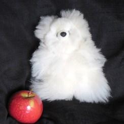 Photo of Teddy Bear - 5.5 Inch, 100% Alpaca Fur