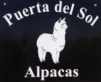 Puerta del Sol Alpacas - Logo