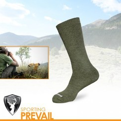 Photo of 'PREVAIL' Altera Alpaca O-T-C sock
