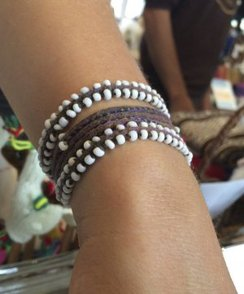 Photo of Alpaca Braided Bracelet