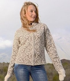 Photo of Persico Alpaca Cardigan