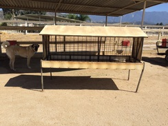 Photo of 4 used MSA feeders for sale - So. CA