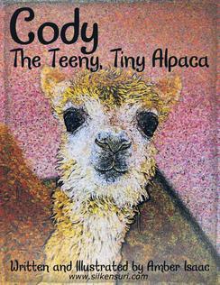 Photo of Cody, The Teeny Tiny Alpaca